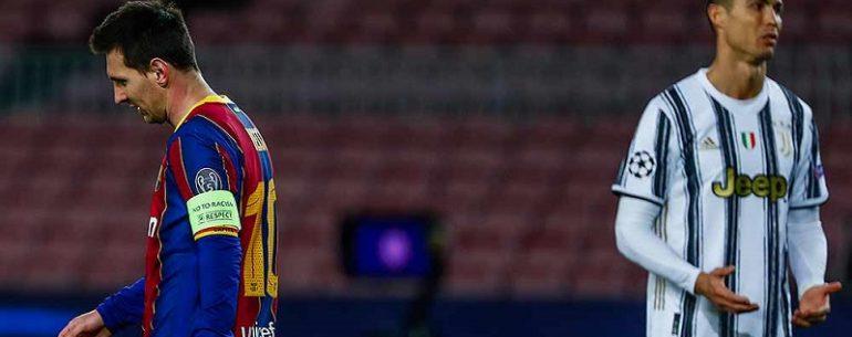 เมสซี่ อวย โรนัลโด้ โดดเด่นที่สุดในวงการฟุตบอล