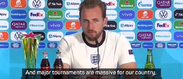 เคน รับ อังกฤษ ได้แรงกระตุ้นจากการอกหักฟุตบอลโลก 2018